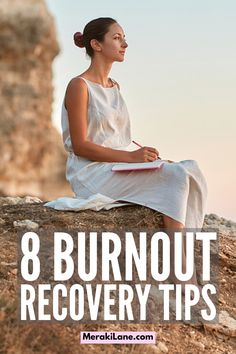 What To Do When You're Burnt Out | If you want to know how to recover from burnout, this post is for you! If you're a mom or dad, caregiver or nurse, teacher or therapist, and/or putFIting in too many hours at work or at school and feel depleted, give this post a read. It includes the symptoms and warning signs of burnout, tips to help you prioritize your physical and mental wellbeing, and advice on how to avoid burnout from occurring again. Burnout Recovery, Emotionally Exhausted, Put Things Into Perspective, Clear Your Mind, Back To Basics, Prioritize, Meraki, Warning Signs, Feeling Overwhelmed
