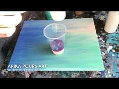 Acrylic Flip Cup and Paint Loss - YouTube