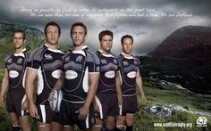 We are Scotland.  Scottish Rugby.