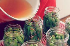 Pickled Okra - Dear Baby