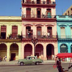Havana, Cuba via @camlmchd