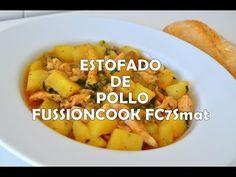 ESTOFADO DE POLLO FUSSIONCOOK | FC7Smart - YouTube Cantaloupe, Fruit, Cooking, Youtube, Food, Gastronomia, Recipes, Dishes, Stew