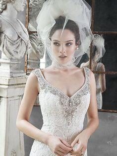 Darija Wedding Dress by Maggie Sottero   front