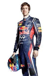 Sebastian Vettel Formel I Weltmeister