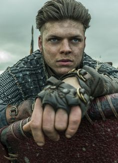 Alex Høgh Andersen as Ivar the Boneless, Vikings