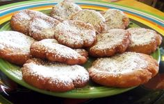Gorditas de Piloncillo (Sweet Fried Masa Cakes) HispanicKitchen.com
