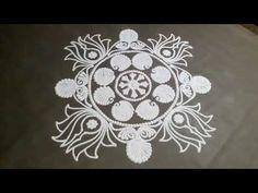 Learn how to make Sanskarbharti rangoli Design beginners Tutorial1 SOUL WITH GENIE Circular rangoli - YouTube Sanskar Bharti Rangoli Designs, Special Rangoli, Dear Friend, Diwali, Make It Yourself, Learning, Drawings, Youtube, Draw