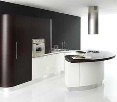 haute couture kitchen