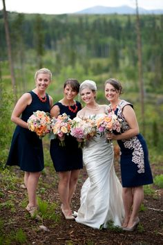 A Mountain Chic Wedding in Winter Park | COUTUREcolorado WEDDING: colorado wedding blog + resource guide