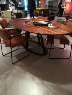 Ronde tafels van hout: natuurlijke flair ▷ bij WestwingNow