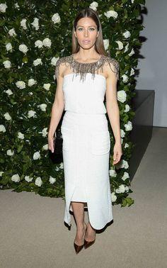 Jessica Biel - Chanel