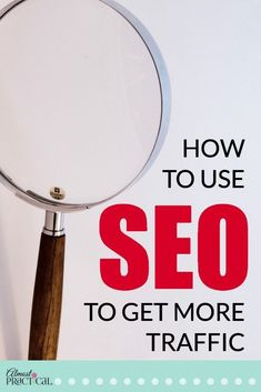 Why you are losing out on traffic because you don't understand Search Engine Optimization basics. Tips to boost your SEO on your blog.