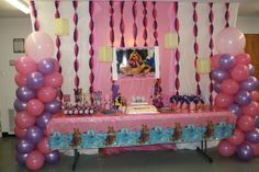 """rapunzel party ideas 
