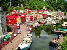 LEGOLAND in Billund, Syddanmark | Denmark