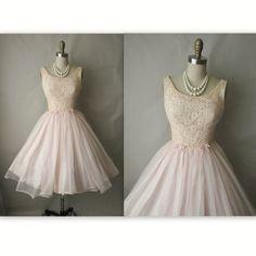 1950's chiffon dress - Google Search