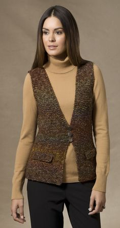 Colonna Vest in MIXY http://tahkistacycharles.com/t/pattern_single?products_id=2050