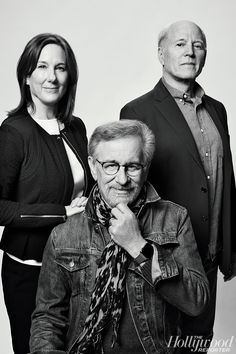 Three legendary longtime colleagues open up about the director's role in getting J. Abrams to helm 'Episode VII,' the mistake that would have cost 'Jurassic World' director Colin Trevorrow his job and how to find young helmers (who don't suck). Frank Marshall, Tweed Outfit, Kathleen Kennedy, Jill Biden, Episode Vii, Steven Spielberg, Jurassic World, In Hollywood, Culture