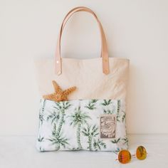 Is it summer yet? Because lots of new beach bag totes are on their way for spring, summer or your next tropical vacation.