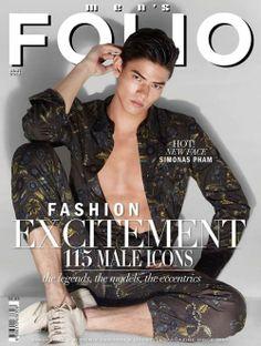 Gucci Cover - Men's Folio Singapore, March 2014