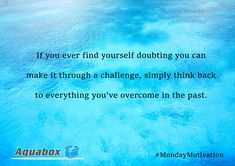#MondayMotivation What are your plans for the week ahead? #Quote #PositiveQuote #MondayQuote www.aquaboxdesign.co.uk www.facebook.com/aquaboxdesign