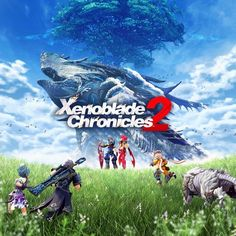 Xenoblade Chronicles 2 Has Characters Designed by Tetsuya Nomura: The director on Kingdom Hearts III and Final Fantasy VII Remake also has…