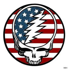 """Leaving Texas, 4th day of July"" ~ Jack Straw ~ Grateful Dead"