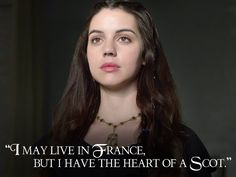 Reign returns tonight (The CW, with the first of Season final six episodes. Mary Queen Of Scots, Queen Mary, Queen Elizabeth, Bash And Mary, Reign Mary And Francis, Reign Hairstyles, Reign Quotes, Reign Tv Show, Reign Dresses