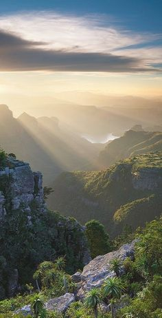 Blyde River Canyon, Mpumalanga, South Africa.  #PhotographySerendipity #TravelSerendipity #travel #photography Travel and Photography from around the world.