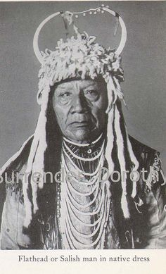 Flathead Man Native People Photogravure, via Flickr.Pinned by indus® in honor of the indigenous people of North America who have influenced our indigenous medicine and spirituality by virtue of their being a member of a tribe from the Western Region through the Plains including the beginning of time until tomorrow.