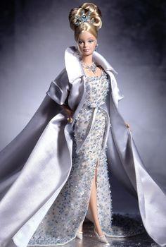 Crystal Jubilee® Barbie® Doll | Barbie Collector, released 1/1/1999