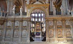 Santa Maria Gloriosa dei Frari - Google zoeken
