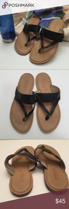 Timberland Earthkeepers Sheafe Sandals These leather flip flops or thong sandals have only been worn a handful of times and are practically like new. Happy to consider offers! Timberland Shoes Sandals