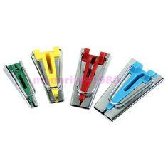 ebay - Set-of-4-Size-Fabric-Bias-Tape-Maker-Tool-6mm-12mm-18mm-25mm-Šicí-prošívací