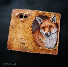 Tooled Leather, Leather Tooling, Passport Holders, Leather Carving, Leather Crafts, Leather Wallets, Fire, Patterns, Bags