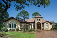 Florida Luxury Custom Home Design