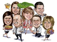 http://wecaricature.com/ great caricatures for all your friends. #caricature