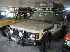 land rover trek | Re: The everything Land Rover thread. (rdrocco)
