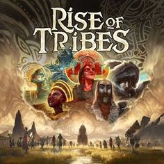 Rise of Tribes on BoardGameGeek