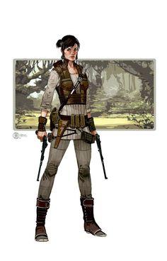 gunslinger: