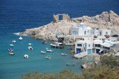 Firopotamos - Milos - Grèce