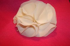 Simple but Beautiful Ivory Flower