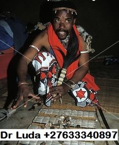 12 Best powerful sangoma spell caster Dr Luda call +27633340897