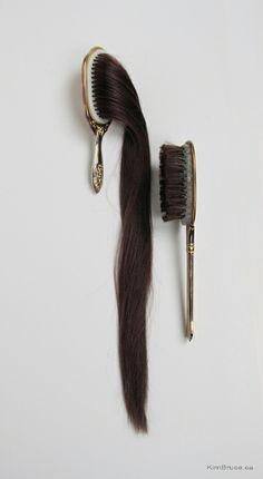 Kim Bruce, Hair Brush and Brush Cut
