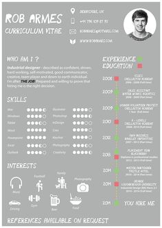 Stand Out Among Your Peers And Other Competitors With This Simple And  Visually Attractive Resume Infographic. Try Out This PRO Infographic  Templatu2026