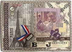 Memories of Paris donated by Nancy Thompson