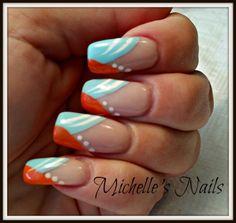My nails that I do myself
