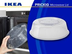 IKEA PRICKIG Microwave Lid - TCAT Philippines Online Shopping Mall in the Philippines
