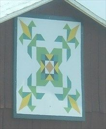 Maize Daze - Jefferson City, TN - Painted Barn Quilts on Waymarking.com