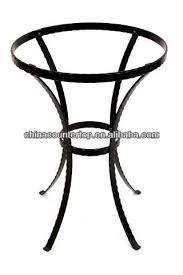 Resultado de imagem para base de mesa redonda de ferro