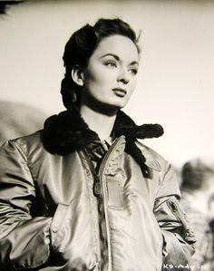 Ann Blythe, 1940s